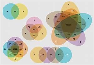 Venn Diagram Vectors