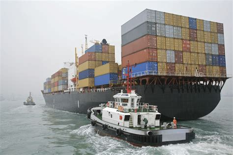 Tugboat Regulations by China S New Import Regulations