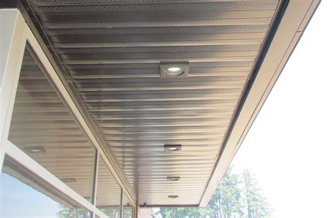 soffit metal wall panels  metal roof panels aep span