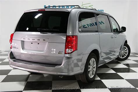 2015 Used Dodge Grand Caravan SXT at Haims Motors Serving