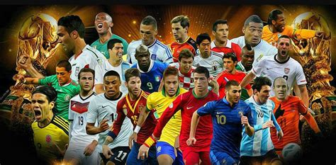 Best Football Player 10 Best Football Players Of The World Top Soccer Players