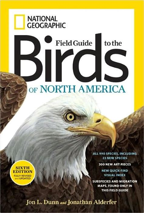 review national geographic field guide to the birds of