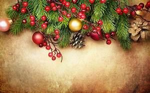 Weihnachten In Hd : frohe weihnachten dekoration tannenzweigen beeren kugeln hd hintergrundbilder weihnachten ~ Eleganceandgraceweddings.com Haus und Dekorationen