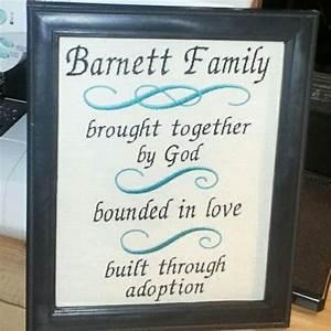 Adoption quote ... Etsy Adoption Quotes