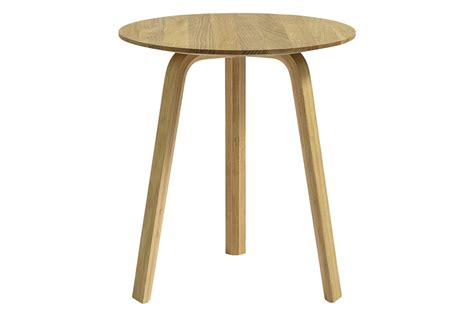 Bella Side Table S Black, Tall By Hay For Hay
