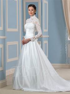 vintage inspired ivory lace cap sleeves empire waist With empire waist wedding dress with sleeves