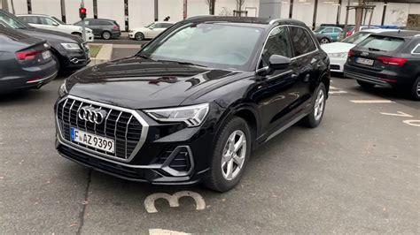 all new 2019 audi q3 review audi greenville youtube