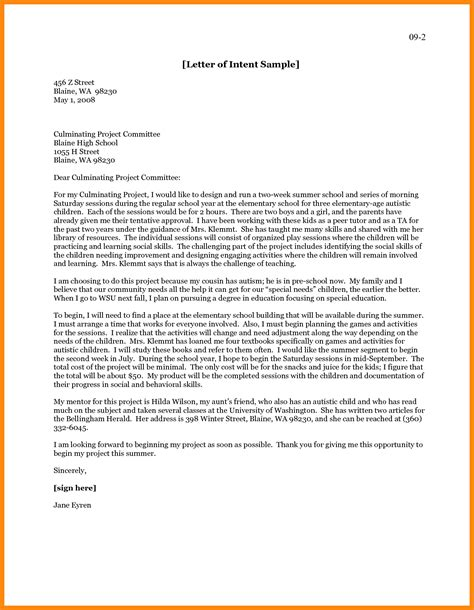 sle letter of intent for graduate school 28 images 7