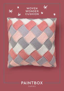 cushion knitting patterns loveknitting