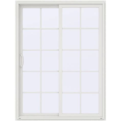 steves sons 60 in x 80 in white prehung primed left
