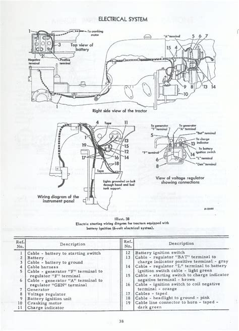 1948 farmall h wiring diagram diagrams wiring diagram images