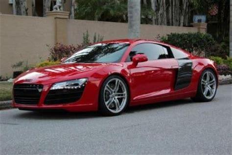 export   audi   speed manual red  black