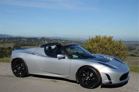 2011 Tesla Roadster Sport. Photo By Joe Nuxoll