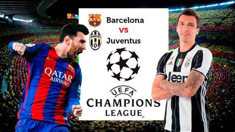 Cómo ver online en directo el Barcelona vs Juventus de la ...