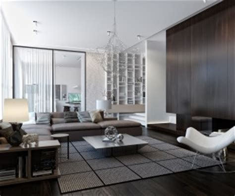 Neutral Contemporary Apartment By W C H Design Studio by Loft By Nordes Design