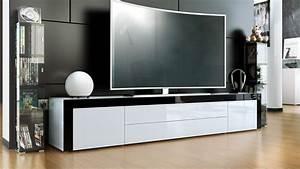 Tv Tisch Hochglanz Weiß : tv lowboard board schrank tisch m bel la paz in wei hochglanz naturt ne ebay ~ Bigdaddyawards.com Haus und Dekorationen