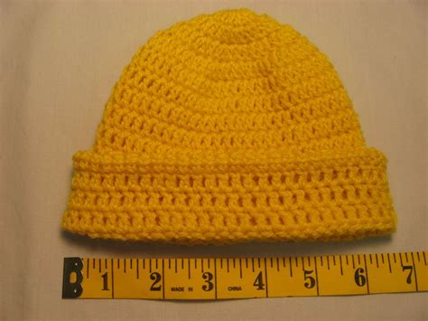 Easy Crochet Baby Hat Patterns