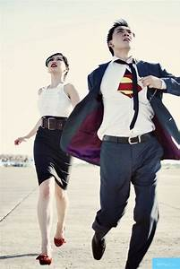 Superman & Lois Lane costume ideas | yeah | Pinterest