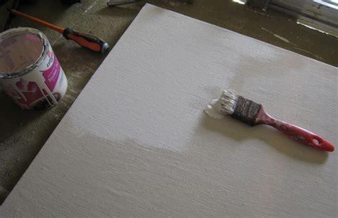 comment peindre une toile a l acrylique construire un chassis toil 233 de peintre
