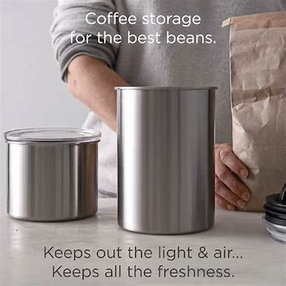 Airtight Opaque Containers Coffee Kitchen Ikea