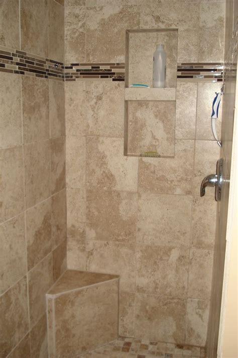 shower stall tile ideas bathrooms pinterest
