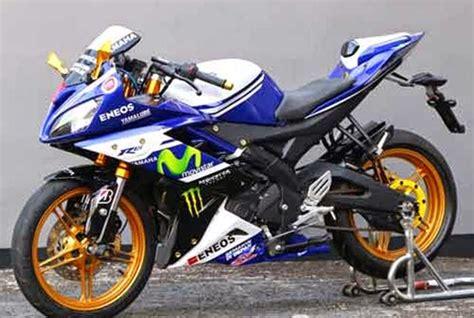 R 15 Modif by Berita Otomotif Gambar Modifikasi Yamaha R15 Terbaru