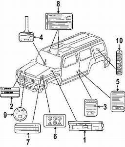 2006 Hummer H3 Parts - Gm Parts