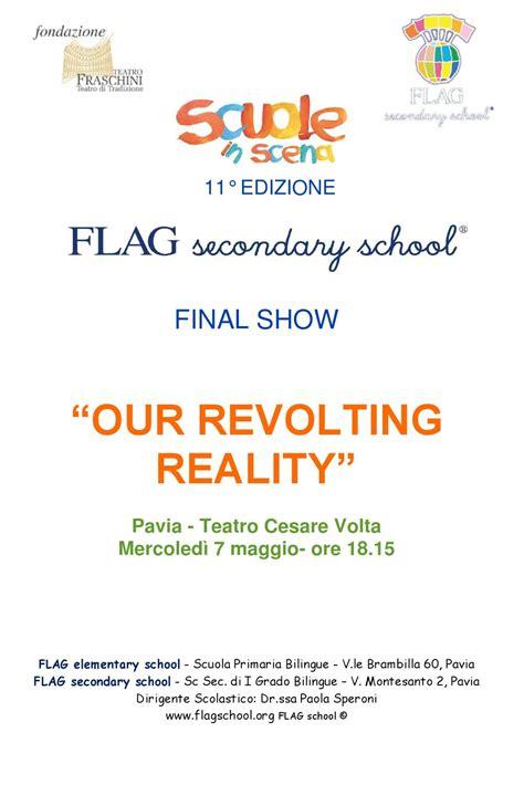 flag school pavia programma di sala secondary by flag school issuu