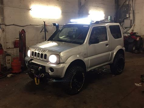 suzuki jimny off road suzuki jimny off road ready in consett county durham