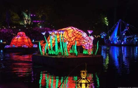 rivers of light rivers of light to be shown nightly starting saturday