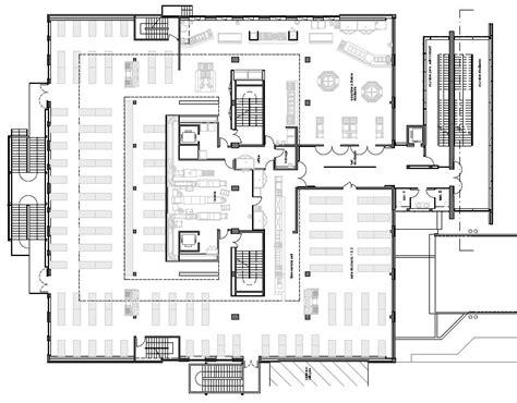restaurant le bureau plan de cagne ara trio architectes