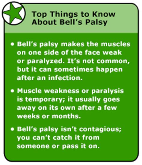Can stress cause bell's palsy