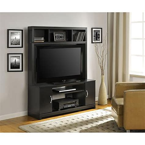 Home Theater Flat Screen Tv Stand Entertainment Center