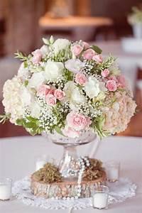 comment decorer le centre de table mariage With chambre bébé design avec centre de table fleurs pour anniversaire