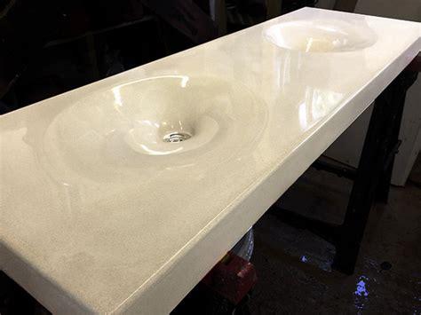 Custom Made Twin Sink-contemporary-bathroom Sinks
