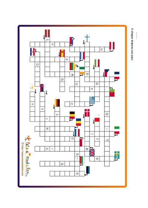 contes pour enfants mots croises les pays  lire fr