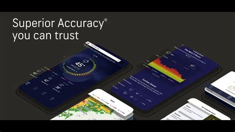 AccuWeather: Weather alerts & live forecast radar by