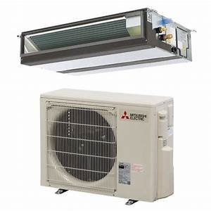 Manual And Guide For Mitsubishi 18000 Btu 20 Seer Ducted