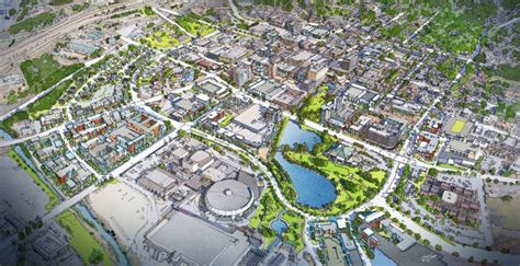 Revealing the New Downtown Master Plan - City of Huntsville