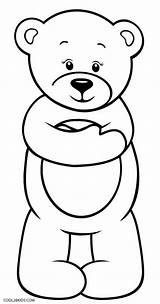 Teddy Bear Coloring Pages Printable Cool2bkids Figures Toys Action Heart Christmas sketch template