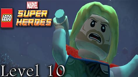 That Sinking Feeling Lego Marvel by Lego Marvel Superheroes Walkthrough Level 10 That Sinking