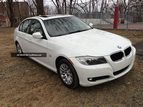 2009 Bmw 328i Xdrive Base Sedan 4
