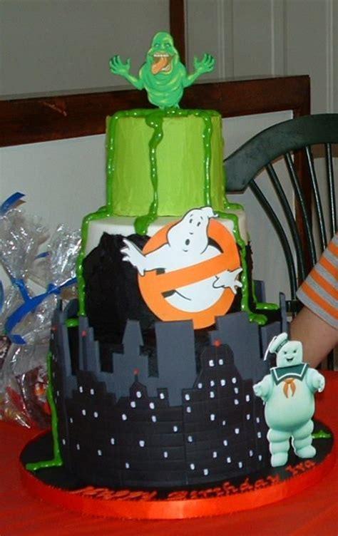 Ghostbusters Cake  Ee  Birthday Ee    Ee  Ideas Ee   Pinterest
