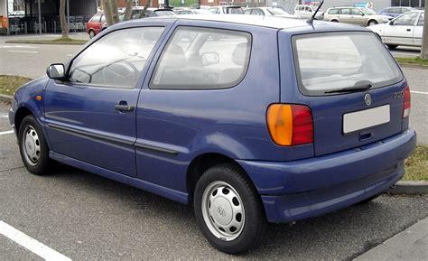 volkswagen polo 1999 volkswagen polo