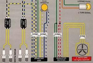 New  1987 1988 Vf700c Vf750c Honda Super Magna Laminated