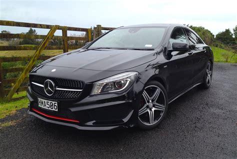 Mercedes-benz Cla-class Review