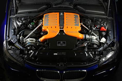 power bmw  hurricane gs fastest lpg car   world