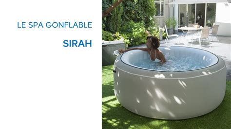 Spa Gonflable Castorama Spa Gonflable Sirah 4 Places 675396 Castorama