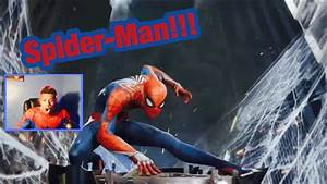 Marvel's Spider-Man (PS4) 2017 E3 Gameplay REACTION ...