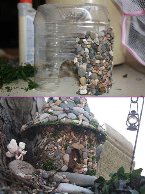 amazing miniature diy stone fairy house beesdiycom